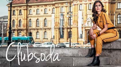 b860e1d87 ClubSoda Moda Feminina no Brás ...