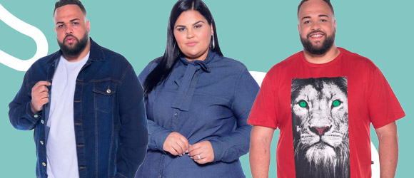 VESTGRANDE MODA PLUS SIZE