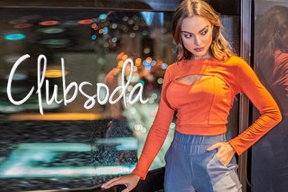 ClubSoda Moda Feminina no Brás