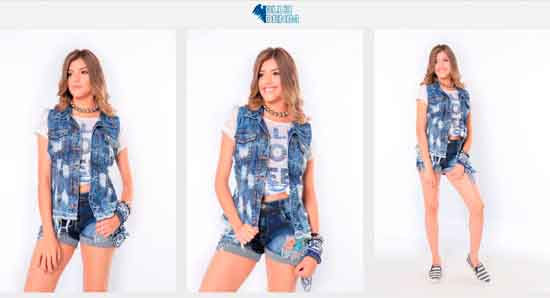 BLUE3DENIM - CACCAU JEANS