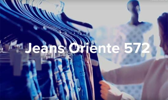 SHOPPING JEANS ORIENTE