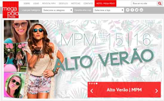 SHOPPING MEGA POLO MODA