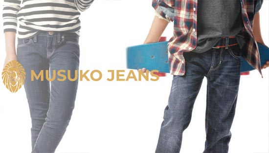 MUSUKO JEANS
