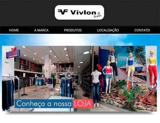 c4c3ff693 VIVLON JEANS na Rua Maria Marcolina