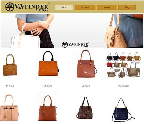 VIVI FINDER BOLSAS